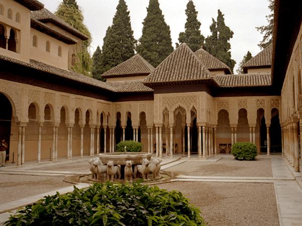 Архитектурно-парковый комплекс Альгамбра
