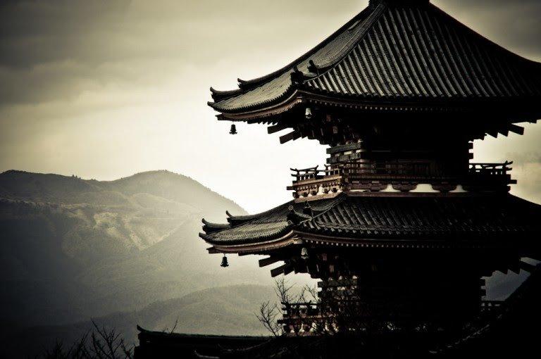Киемидзу-дэра храм в Киото